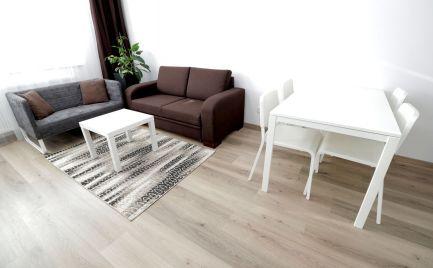 Na prenájom 2izbový byt v Petržalke v novostavbe FUXOVA