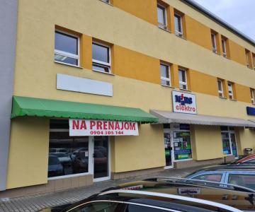 Obchodný priestor na prenájom blízko centra Liptovský Mikuláš