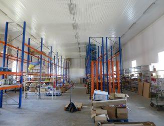 Prenájom výrobná/skladová hala 480 m2 Žilina