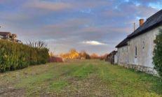 Stavebný pozemok 2.300m2 - 10 km od Michaloviec
