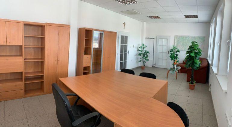 Na prenájom kancelárie na ul.Partizánska