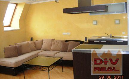 2,5 izbový byt, Gorkého ulica, Bratislava I, Staré Mesto, zariadený, na prenájom