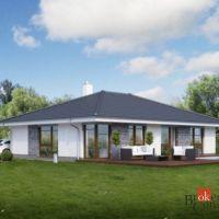 Rodinný dom, Veľká Dolina, 130 m², Novostavba