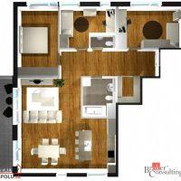 4 izbový byt, Zvolen, 119.20 m², Novostavba
