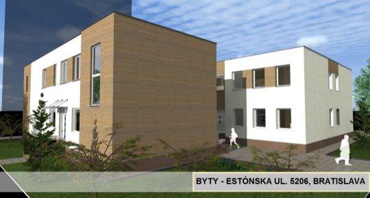 TOP Realitka – REZERVOVANÝ! BYT C, Najhľadanejšia lokalita, v rámci Vrakune a Podunajských Biskupíc! 3 izbový veľkometrážny byt, uzavretý areál, parkovacie miesto, loggia, ticho a zeleň – Estónska ul.