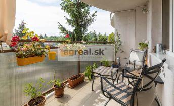 3-izbový mezonet v nadstavbe v Horskom parku - Jaseňová ul., 112 m², AC, možnosť garáže