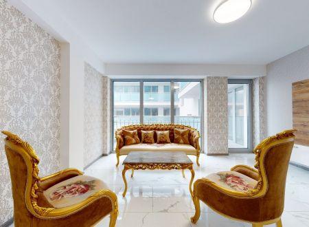 Nový 3 izb. apartmánový byt č.35 /98 m2, balkón 8,9 m2/ Gallery Piešťany