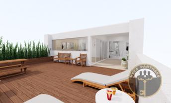 IBA U NÁS - jedinečný 4 izbový byt – 2 poschodový mezanín - BYT D v novostavbe bytového domu AMFIK HOUSE 2