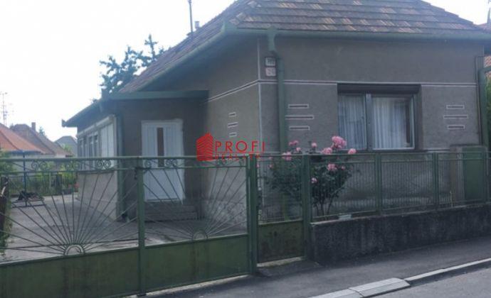 Rodinný dom v širšom centre mesta Dunajská Streda