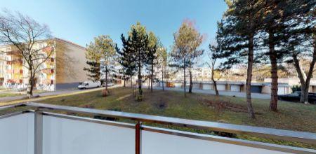 Na predaj TEHLOVÝ 3 izbový byt s garážou v Trenčíne, 72 m2, 2x lódžia