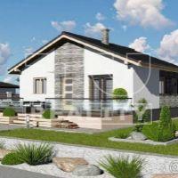 Rodinný dom, Necpaly, 55 m², Novostavba
