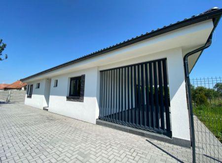 Novostavba Rodinný dom Preseľany