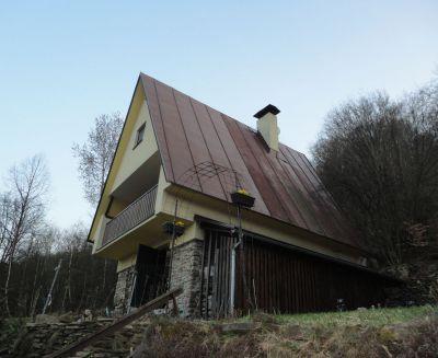 Na predaj murovaná chata 224m2 Chvojnica okres Prievidza 70074
