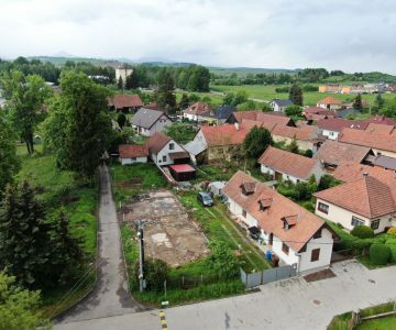 Stavebný pozemok vo výbornej lokalite Liptovského Mikuláša