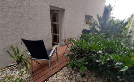 PRENÁJOM 2 izb byt s predzáhradkou v RD vhodný na kancelárie Bratislava Staré Grunty EXPIS REAL