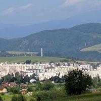 Pre rodinné domy, Brezno, 890 m²