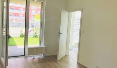 PREDAJ:krásne bývanie s predzáhradkou,2.izbový byt,novostavba,vyhradené parkovanie, Dúbravka
