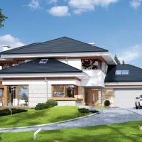 Rodinný dom, Fiaľková, Hamuliakovo, 352.60 m², Vo výstavbe