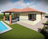 EXKLUZÍVNE LEN U NÁS!!! - DIAMOND HOME s.r.o. ponúka Vám na predaj exkluzívny a moderný 4izbový rodinný dom v obci LEHNICE!