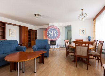StarBrokers- EXKL. PREDAJ: Priestranný 5-izb. byt s krbom, loggia, terasa, pivnica + samost.garáž, Podunajská ul.
