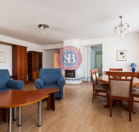 StarBrokers- EXKL. PREDAJ: REZERVOVANÝ!!! Veľkorysý 5-izb. byt s krbom, loggia, terasa, pivnica + samost.garáž, Podunajská ul.