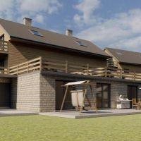 Iné, Moštenica, 890 m², Pôvodný stav