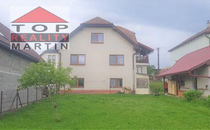 Rodinný dom 200 m2, pozemok 900 m2