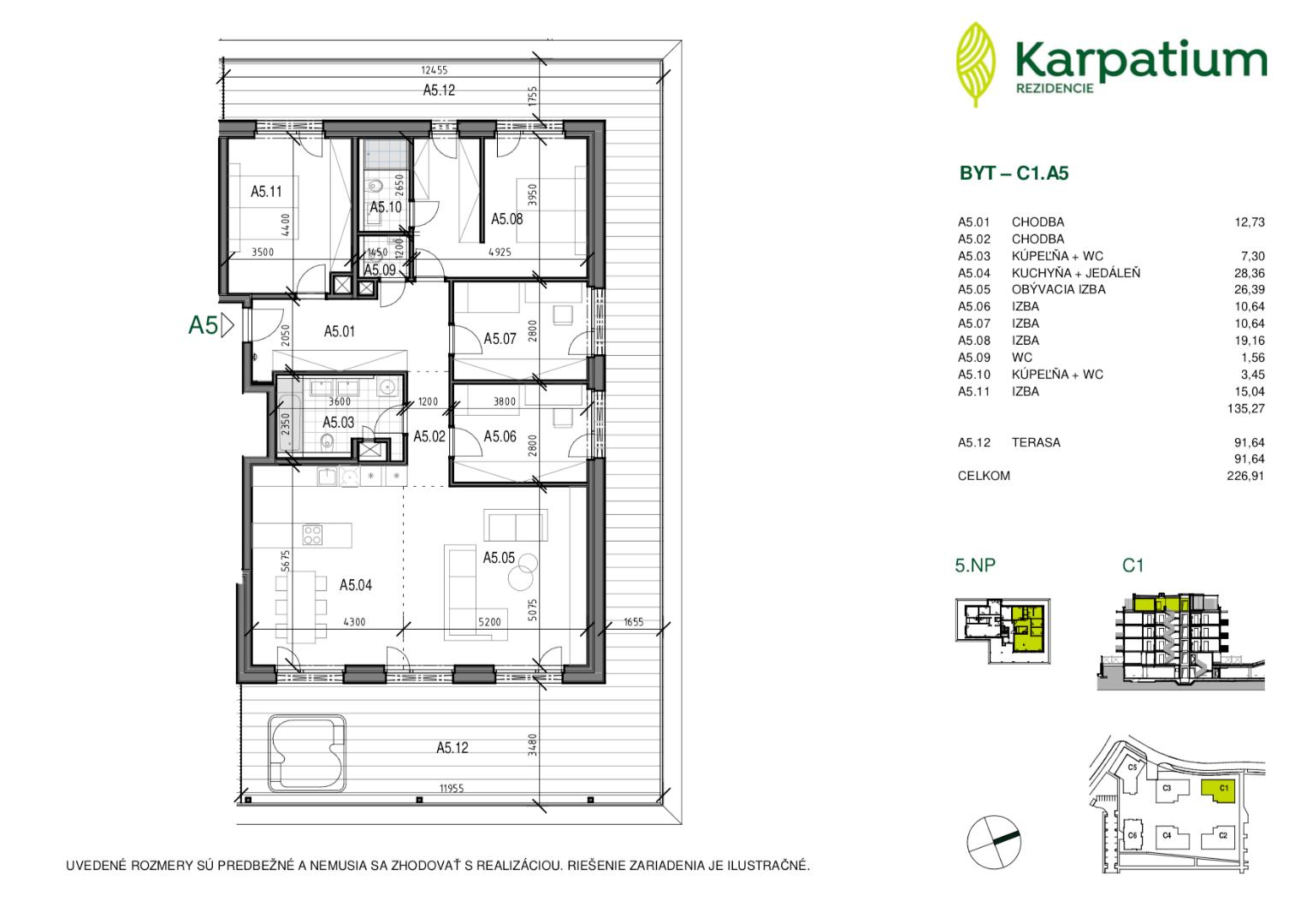 ponukabyvania.sk_Na Krčoch_5-a-viac-izbový-byt_Karpatium