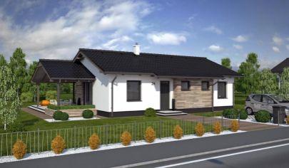 SORTier s.r.o. - predaj rodinného domu v obci Jakubov vo výstavbe