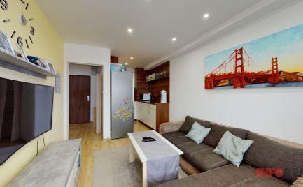 NOVÁ ŠACA: 1,5 izb. byt v novostavbe, 6p., 1x parkovacie miesto
