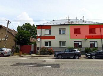 Veľko-metrážny 3 izbový byt s garážou Cukrovarská ul. Sereď