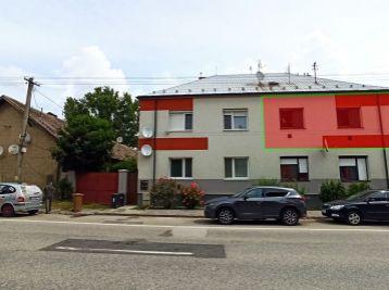 !!! Znížená cena !!! Veľko-metrážny 3 izbový byt s garážou Cukrovarská ul. Sereď