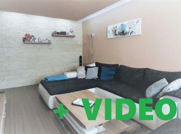 Vip Video. Atypický byt 3,5+1, 80m2 s loggiou, kompletne prerobený, slnečný, - Banská Bystrica - Fončorda