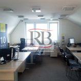 Klimatizovaný administratívny priestor na Kramároch v BA III-Nové mesto