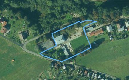 Predaj areálu o výmere 6061 m2 v intraviláne Brezno - Padličkovo