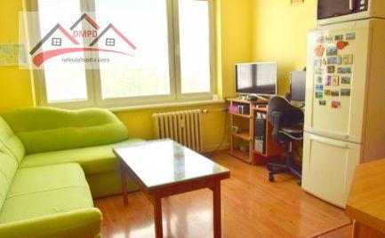 REZERVOVANÝ!!! DMPD real Vám ponúka na predaj 1-izbový byt na Nábreží sv. Cyrila v Prievidzi .