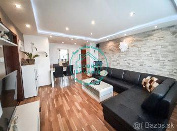 Na predaj 3-izbový byt v tichej lokalite mesta