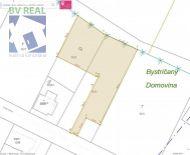 Na predaj pozemok 1315 m2 Bystričany, okres Prievidza 10023