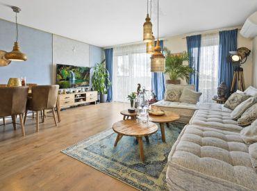 3 izbový slnečný byt s terasou v lokalite Bernolákovo