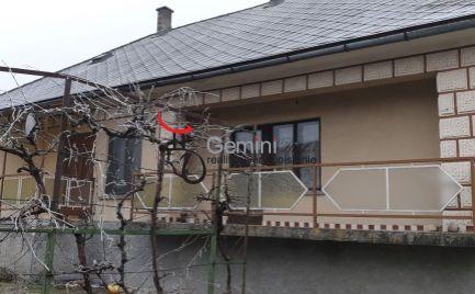 GEMINIBROKER Vám ponúka rodinný dom v obľúbenej obci Nyíri (Maďarsko)