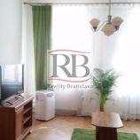 Na prenájom 2 izbový byt na Ferienčíkovej ulici v Starom Meste, BAI