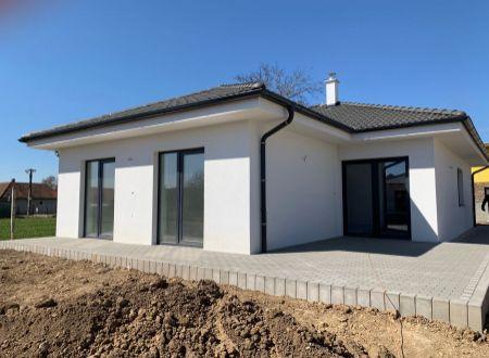 Novostavba Rodinný dom Kamanová 5 / REZERVOVANE