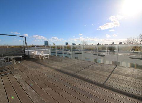 REZERVOVANÝ- Na predaj krásny 2 izbový byt s veľkou terasou v novostavbe na Nobelovej