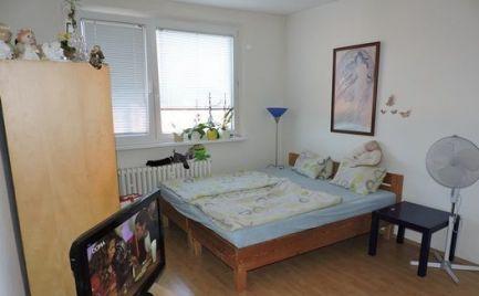 Ponúkame na PRENÁJOM zariadený 1-izb.byt na ulici Karola Adlera, lokalita Bratislav IV-Dúbravka