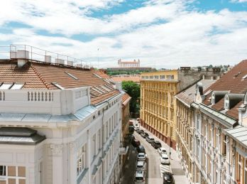 BA Gunduličova – nové kancelárie (42 až 70 m2) v centre Bratislavy od 126.200 eur.