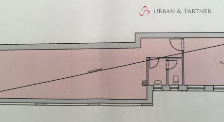 Len u nás v ponuke: Prenájom obchodného priestoru na Špitálskej ulici v centre mesta