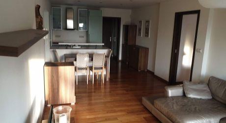Prenájom 2 izbového bytu so záhradkou na ulici Na kalvárii v centre