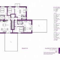 2 izbový byt, Biely Kostol, 38 m², Novostavba
