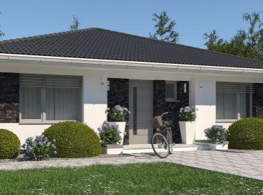 Predaj novostavby RD vo výstavbe v obci Súčany, 720 m2, Cena: 159.828 Eur