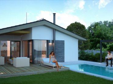 Predaj novostavby RD v meste Čadca-Rakové, 716 m2, Cena: 152.780 Eur